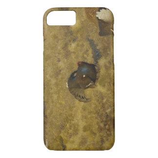 表示ブルーノLiljefors -クロライチョウの iPhone 8/7ケース