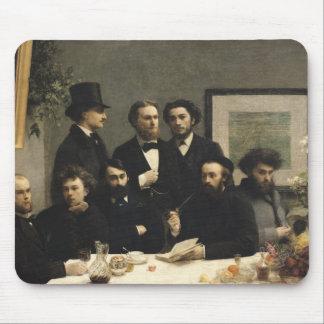 表1872年のコーナー マウスパッド