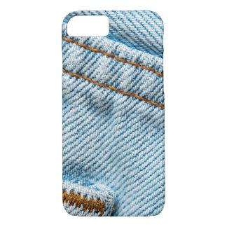 衰退したブルー・ジーンズ iPhone 8/7ケース