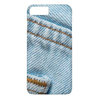衰退したブルー・ジーンズ iPhone 8 PLUS/7 PLUSケース