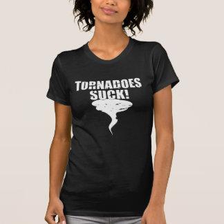 衰退したレトロのトルネード Tシャツ