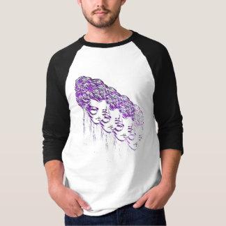 衰退した芸者 Tシャツ