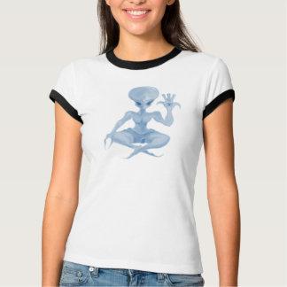 衰退する外国の黙想001 Tシャツ