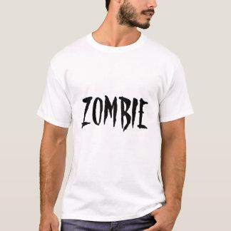 袖なしのゾンビのTシャツ Tシャツ