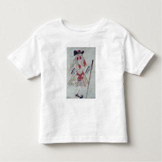 裁判所で白馬の王子様のためのデザインを、から着せて下さい トドラーTシャツ