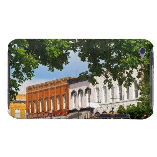 裁判所の正方形に直面するHopkinsの通り Case-Mate iPod Touch ケース
