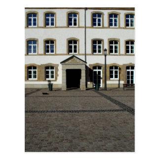 裁判所のd'Arrondissement、ルクセンブルク都市 ポストカード