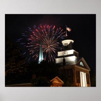 裁判所Fireworks2 ポスター