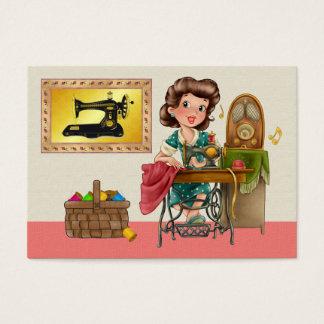 /裁縫婦/ファッション- SRF縫うこと 名刺