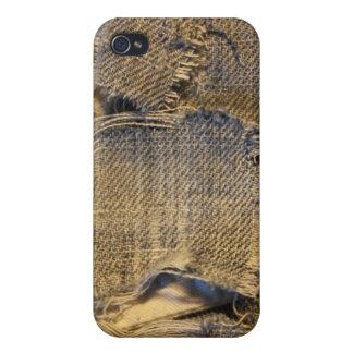 裂かれたジーンズ#02 iPhone4の箱 iPhone 4 カバー