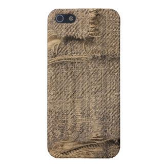 裂かれたジーンズiPhone4の箱 iPhone 5 Case