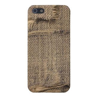 裂かれたジーンズiPhone4の箱 iPhone 5 Cover