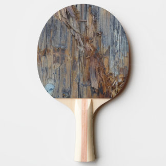 裂かれた木製の質の卓球ラケット 卓球ラケット