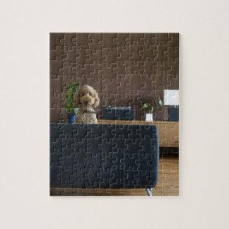 裂く部屋の犬 ジグソーパズル