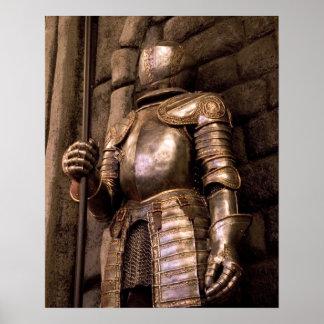 装甲の騎士 ポスター
