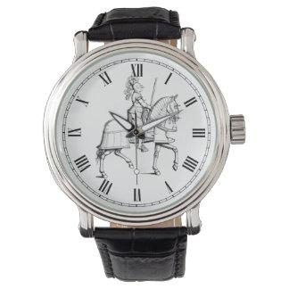 装甲の騎士 腕時計