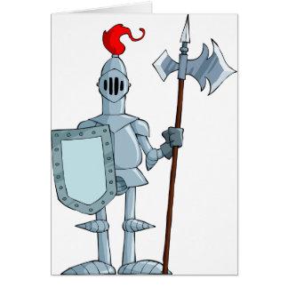 装甲メッセージカードの騎士 カード