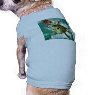 装甲魚 ペット服