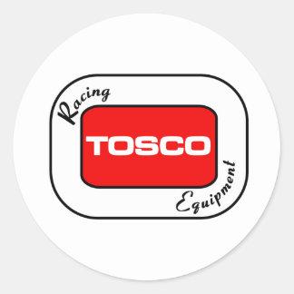 装置を競争させるTOSCO ラウンドシール