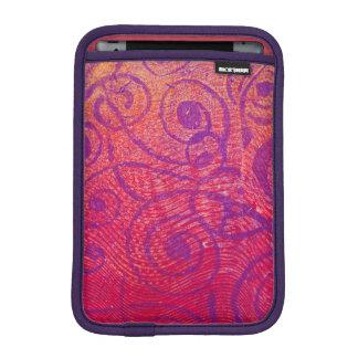 装置袖- Monoprint 16 iPad Mini スリーブ