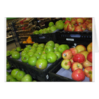 装飾のためのKnoxvilleの動物園の031.JPGりんごのフルーツ カード