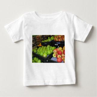 装飾のためのKnoxvilleの動物園の031.JPGりんごのフルーツ ベビーTシャツ