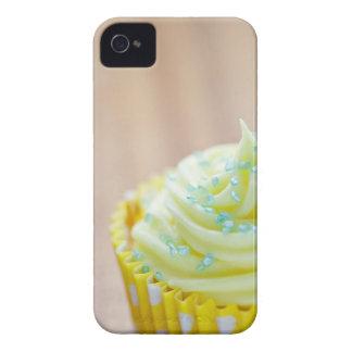 装飾を示すコップのケーキの閉めて下さい Case-Mate iPhone 4 ケース
