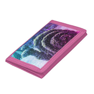 装飾刈り込み法のカラフルなピンク及び青い装飾用のかたつむり