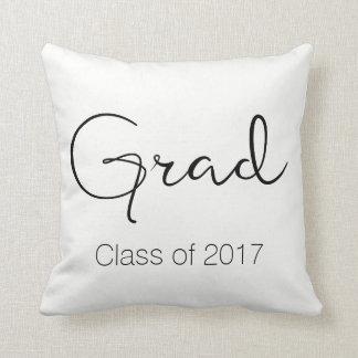 装飾用クッションの卒業生/クラス クッション