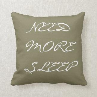装飾用クッションの必要性多く睡眠 クッション