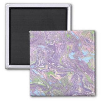 装飾的で抽象的な磁石 マグネット