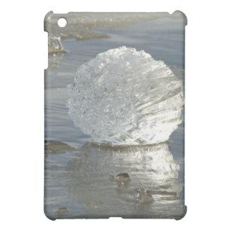 装飾的なアイスボール iPad MINI CASE