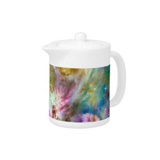 装飾的なオリオンの星雲の銀河系の宇宙の写真