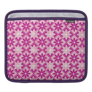 装飾的な花柄のタイルiPad/のiPad 2の袖 iPadスリーブ