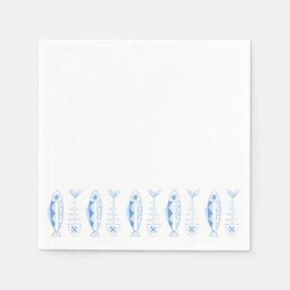 装飾、さまざまな色のカクテルの紙ナプキンを採取して下さい スタンダードカクテルナプキン