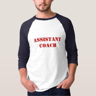 補助コーチ Tシャツ