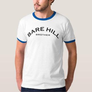 裸の丘このロゴの兄弟多くのスタイルか色! Tシャツ