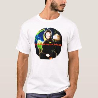 裸の惑星 Tシャツ