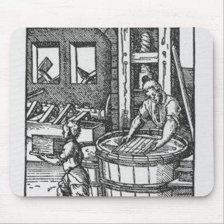 製紙業者 マウスパッド