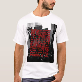 製造された挑発のJ Reubenクラーク Tシャツ