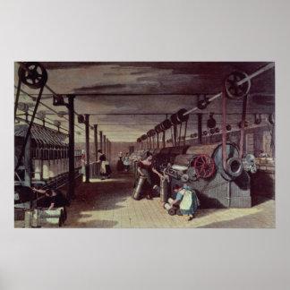 製造所のインテリア ポスター