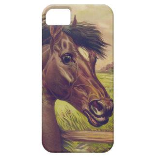 製革工及びIvesの馬頭部による血の王子 iPhone 5 Case