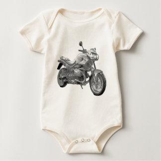 (複数の商品が選択されています)オートバイ ベビーボディスーツ