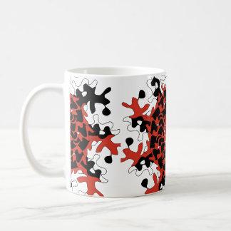 複雑なマグ コーヒーマグカップ