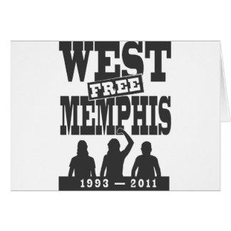 西のメンフィス3 カード