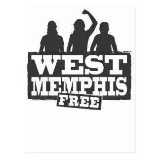 西のメンフィス3 ポストカード