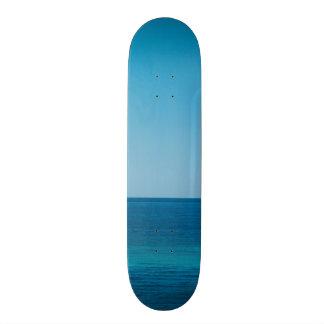 西の海洋 20.6CM スケートボードデッキ