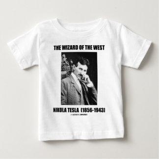 西の魔法使い(ニコラ・テスラ) ベビーTシャツ