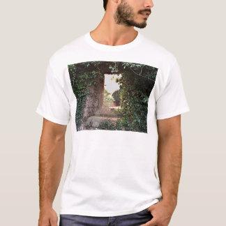 西のKirk Culrossの横窓 Tシャツ