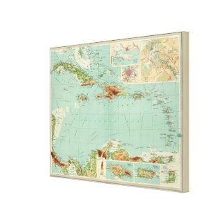 西インド諸島2 キャンバスプリント